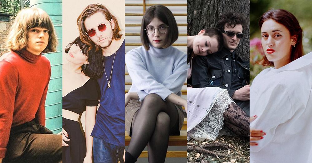 mor.bo radar: 5 bandas de pop subversivo que suenan a psicodelia, sintetizadores y guitarras retro