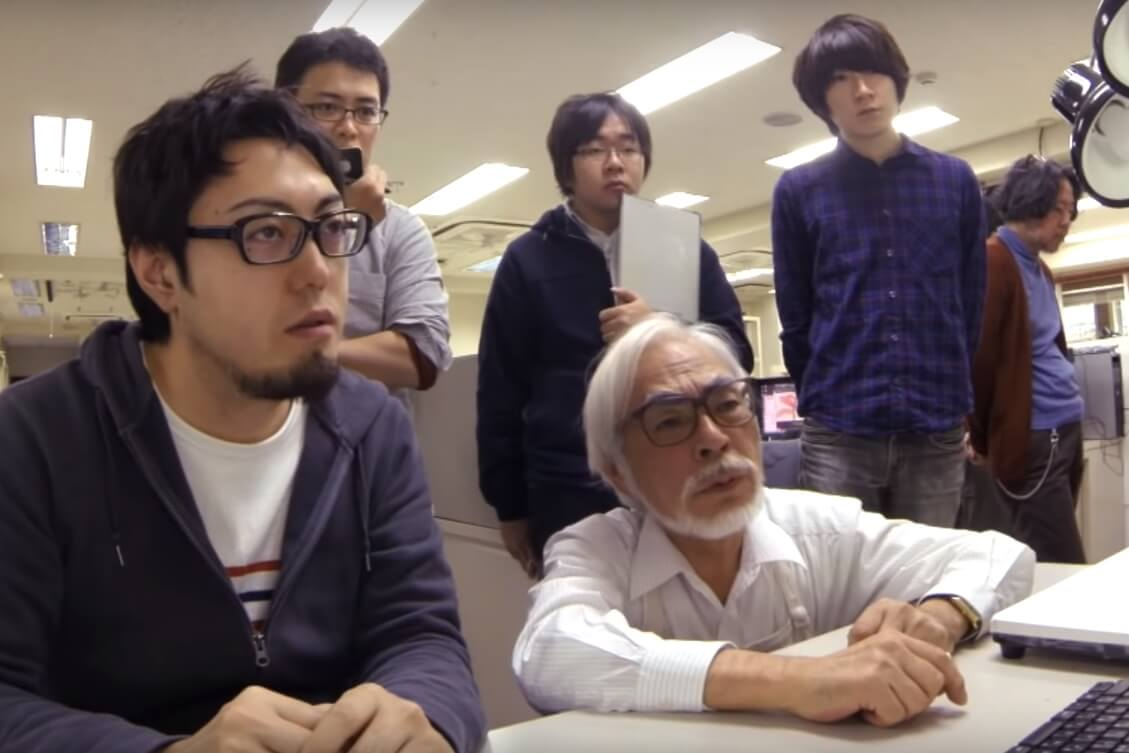 """""""Never-Ending Man: Hayao Miyazaki"""": El documental que marca el regreso de la leyenda del animé"""