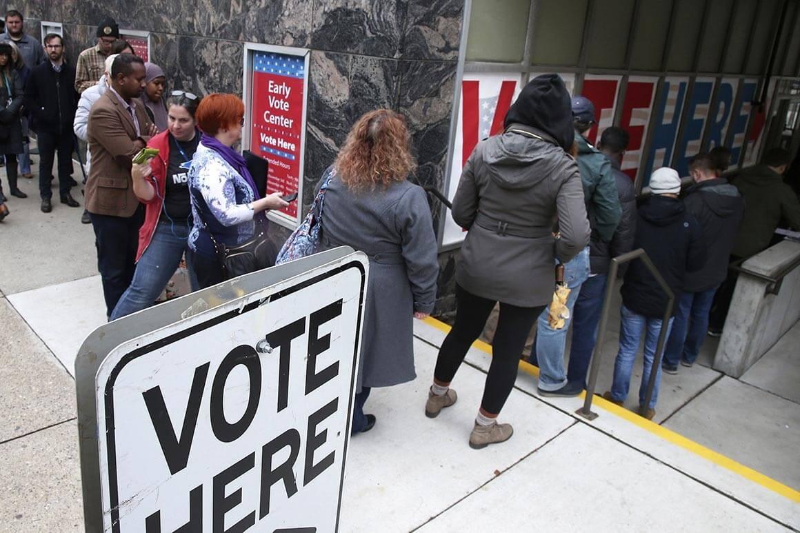 Todo lo que sabemos hasta ahora de las históricas elecciones legislativas en EE.UU.