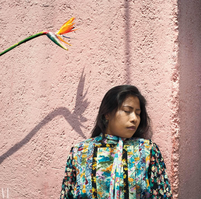 Yalitza Aparicio. Fotografía: Cristina de Middel