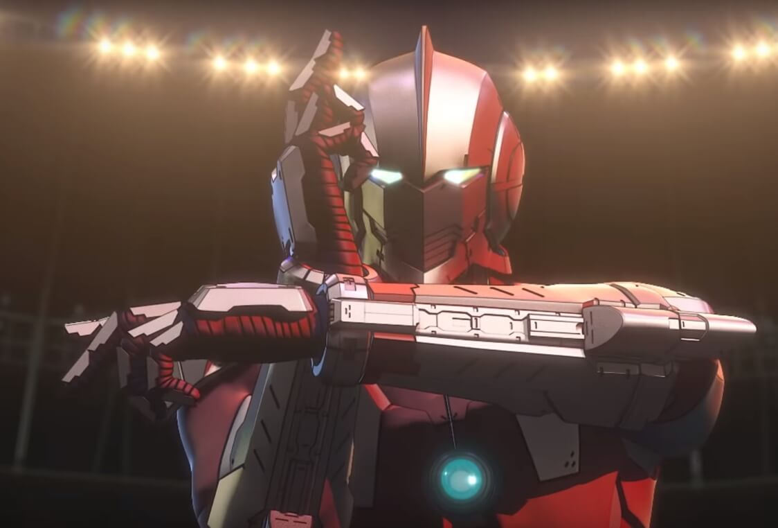"""El clásico japonés """"Ultraman"""" será la nueva serie animada 3D de Netflix"""
