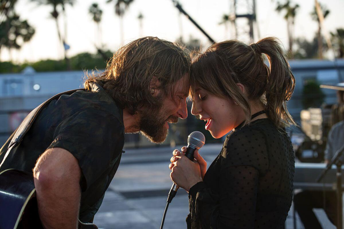 A Star Is Born. Imagen: Warner Bros. Pictures