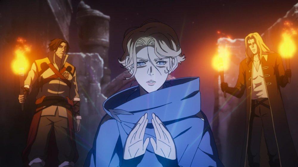 Castlevania. Imagen: Netflix