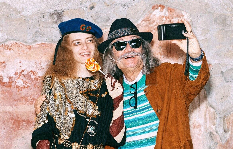 Alessandro Michele nos lleva a las ruinas de Pompeya en la nueva colección de Gucci