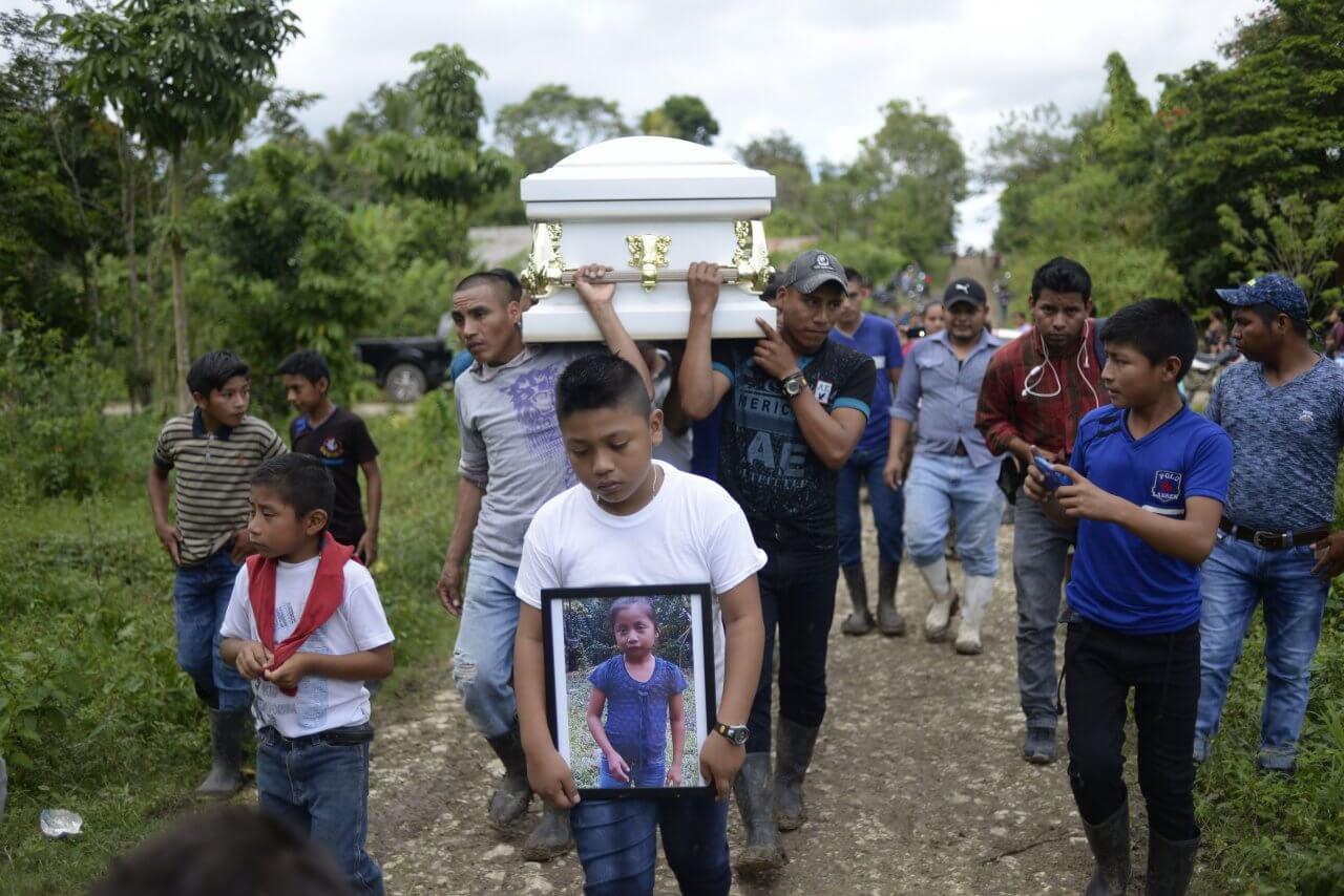 Un segundo niño guatemalteco muere en custodia del gobierno de EE.UU en la frontera