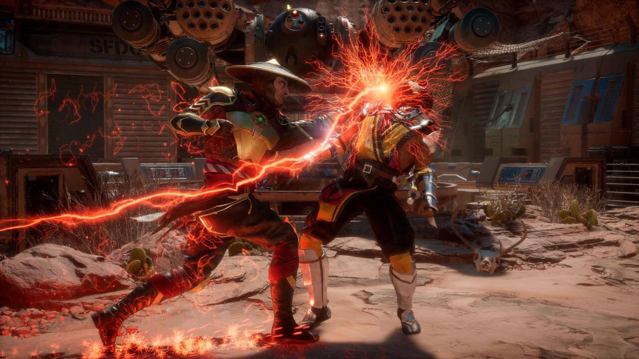 """El trailer de """"Mortal Kombat 11"""" llega aplastando cráneos y con un soundtrack de 21 Savage"""