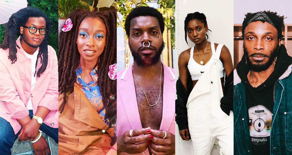 mor.bo radar: 5 artistas experimentales que crean grime, emo, dance y R&B en fusiones dementes