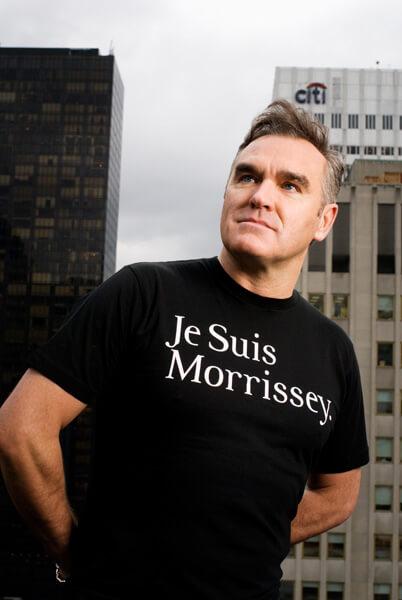 Así fue la carta que Morrissey le envió a Mauricio Macri
