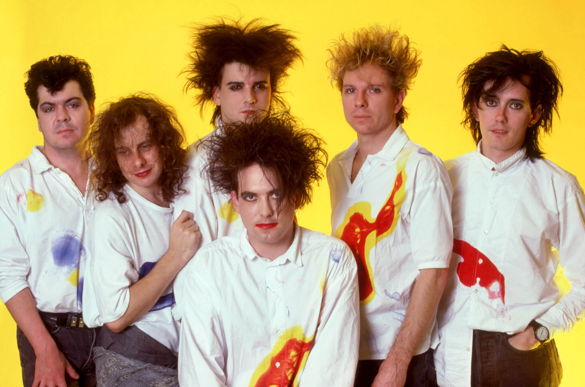 Robert Smith confirma que The Cure lanzará su primer disco en 11 años