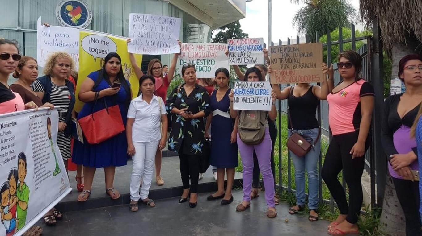 Bolivia: Brutal violación grupal a una joven de 18 años indigna al país