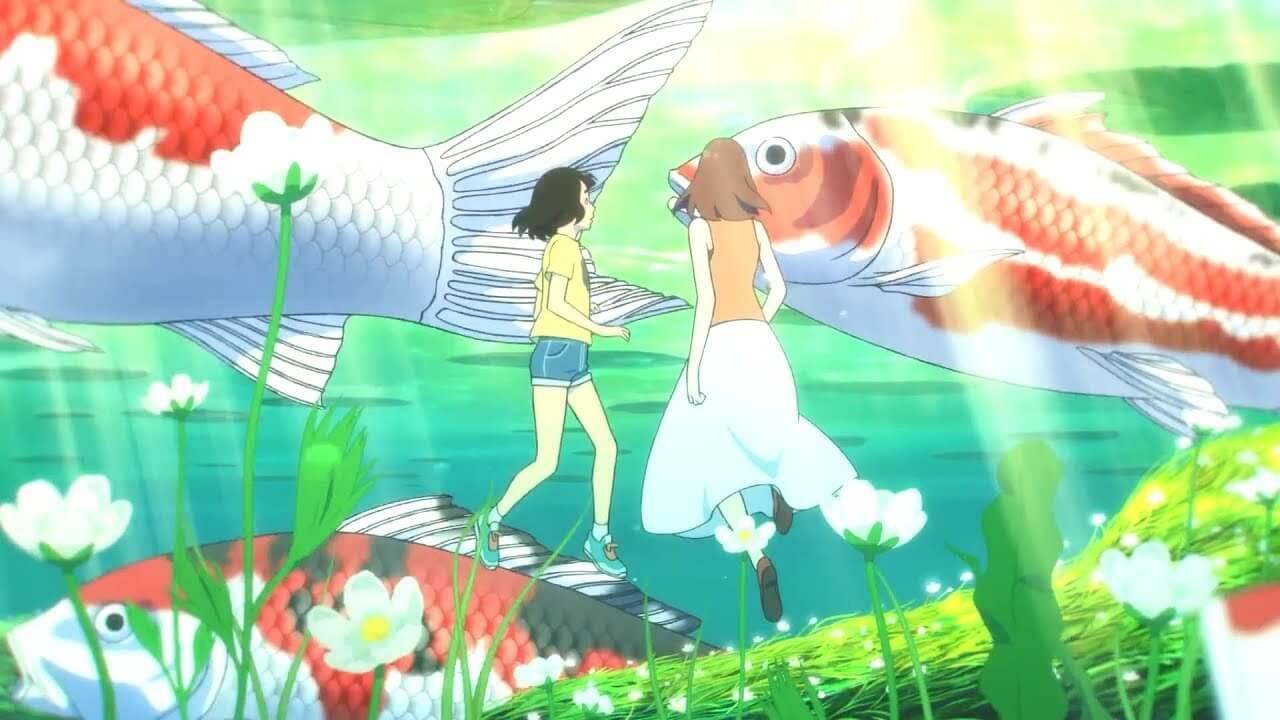 """""""Birthday Wonderland"""": El nuevo animé de Keiichi Hara nos lleva de viaje por un mundo fantástico"""