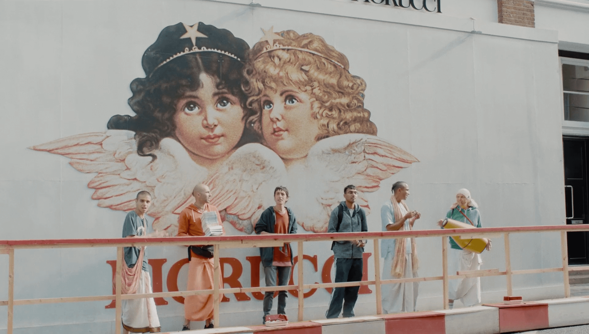 """You Will Be With Us in Paradise"": Dale un vistazo al documental que narra el histórico comeback de Fiorucci"