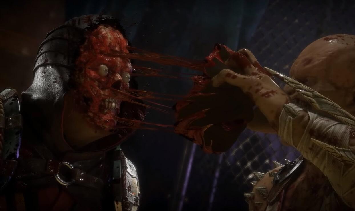 """Dale un vistazo al sangriento gameplay trailer de """"Mortal Kombat 11"""""""