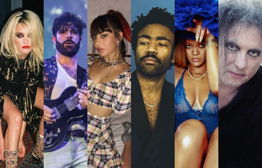 Los 20 álbumes más esperados del 2019