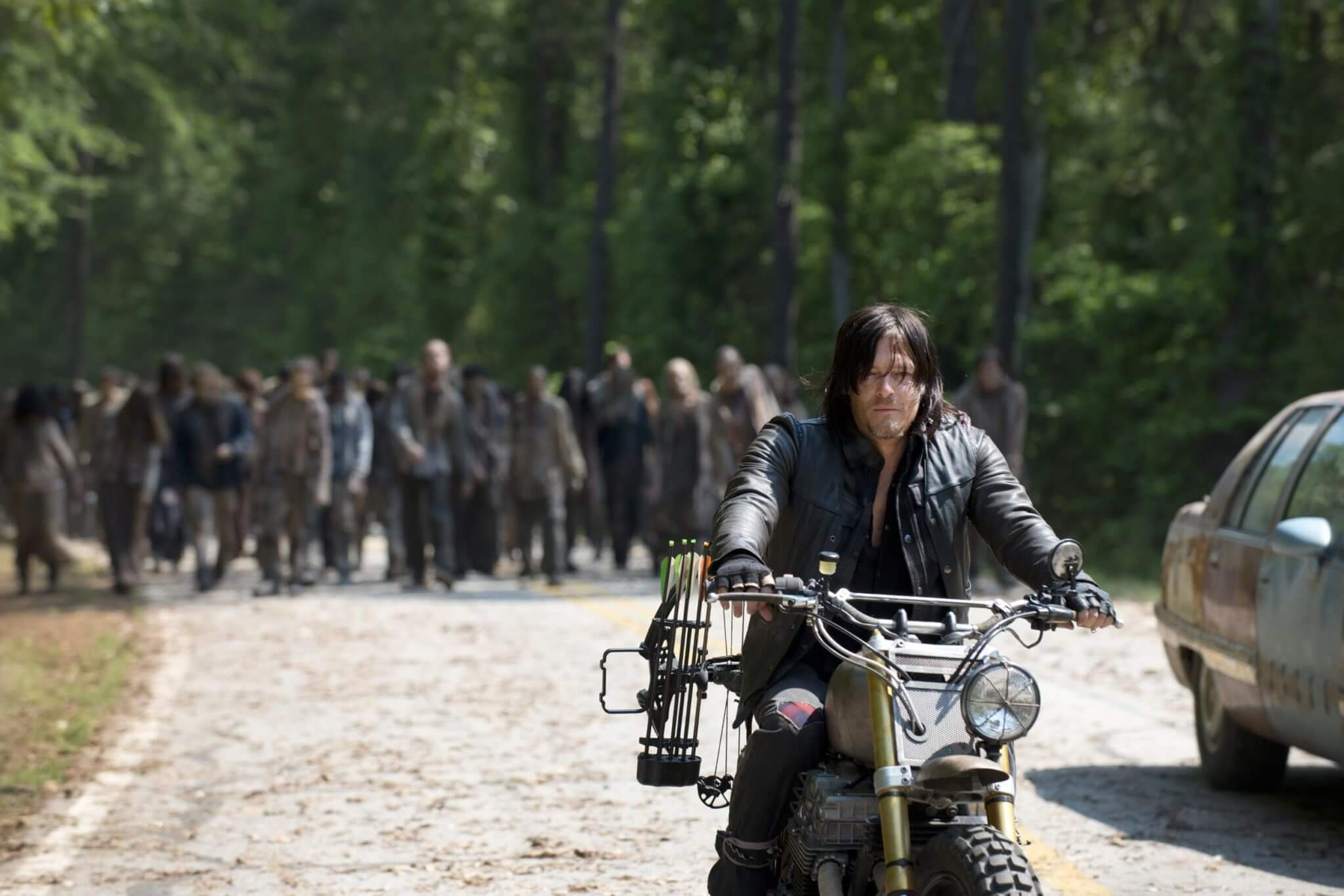 """10 curiosidades sobre """"The Walking Dead"""" que prueban que sigue siendo una de las mejores series de zombies"""