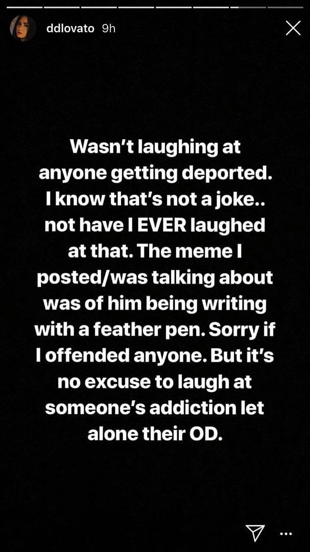 Imagen: Instagram/Demi Lovato