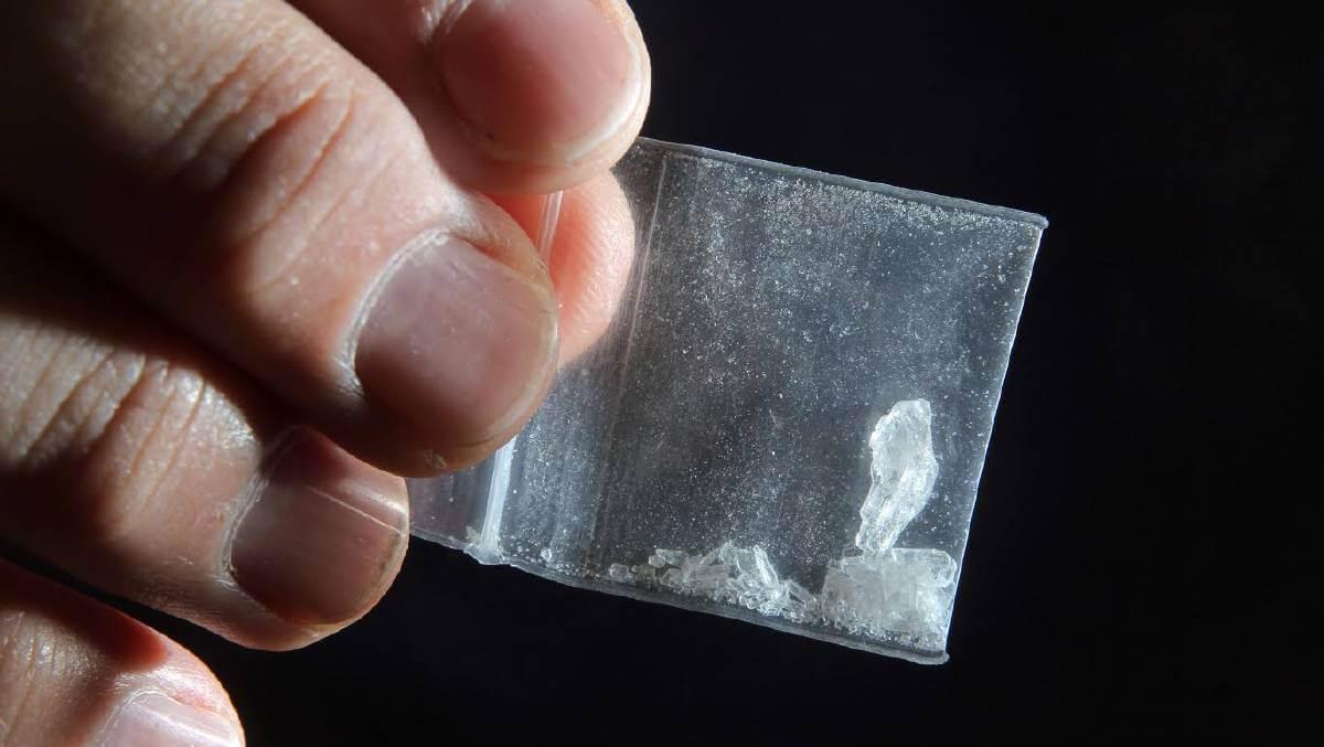 Chile: Detenidas tres personas por posesión de metanfetamina cristal