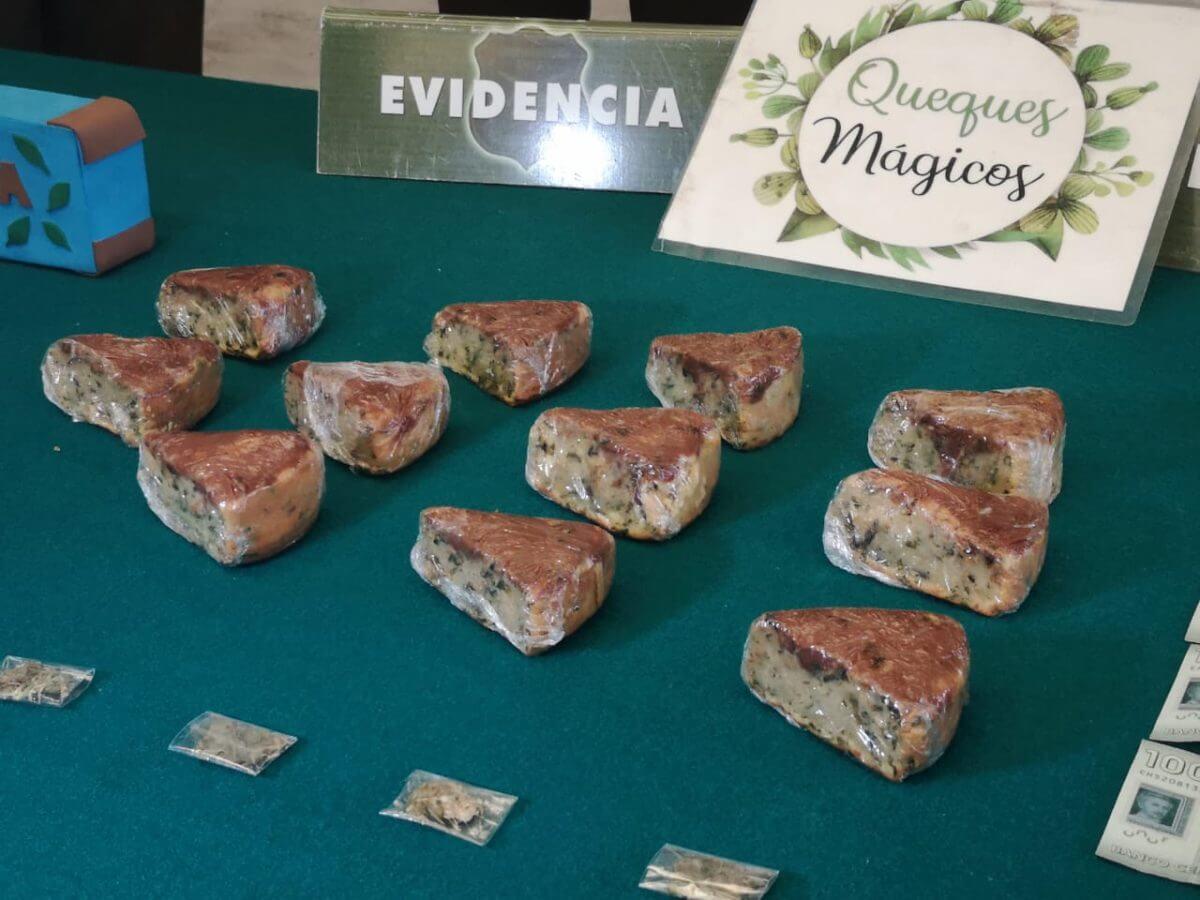 Chile: Detienen a un hombre por vender «queques mágicos» de marihuana en la calle