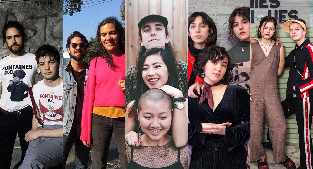 MOR.BO radar: 5 nuevas bandas que fusionan rock, pop, psicodelia y shoegaze
