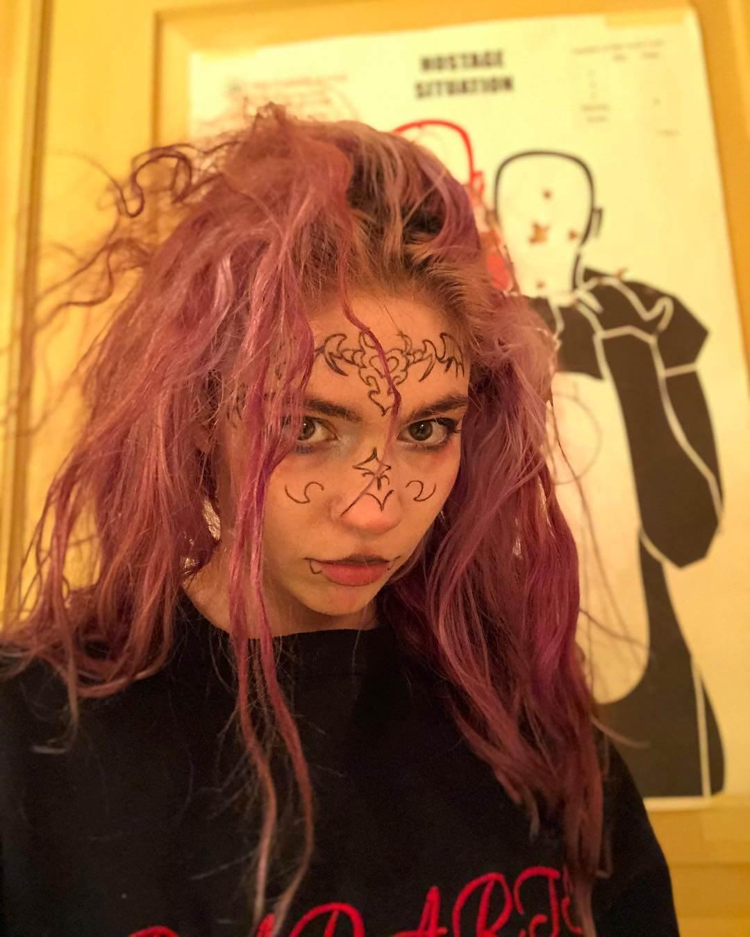 """Todo lo que debes saber del nuevo disco de Grimes, """"Miss_Anthrop0cene"""""""