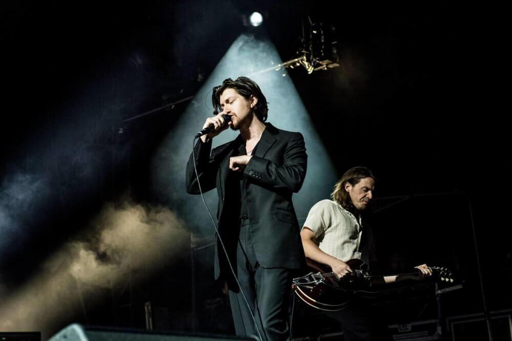 Arctic Monkeys. Imagen: GQ