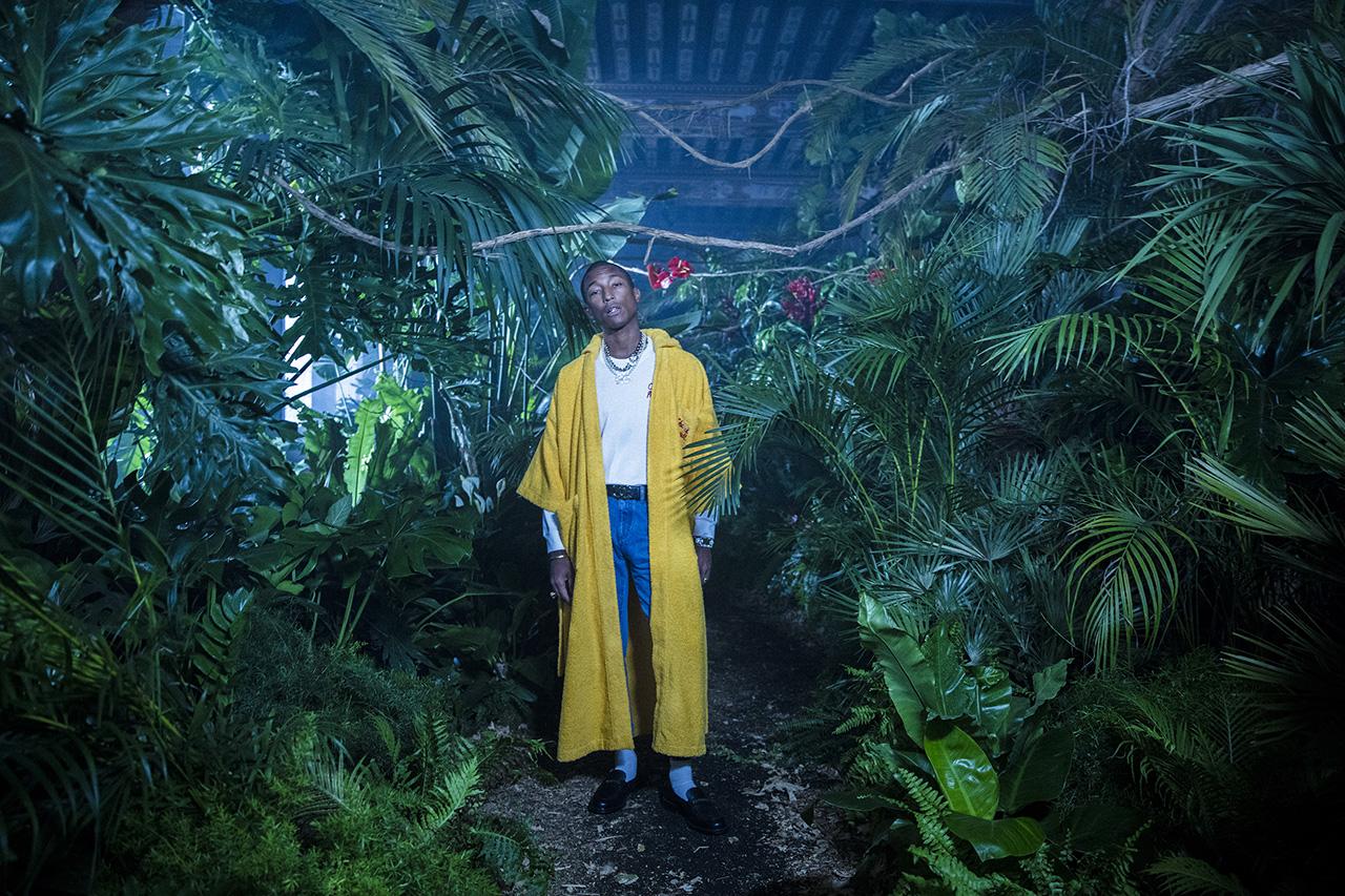 Chanel Pharrell. Imagen: Chanel