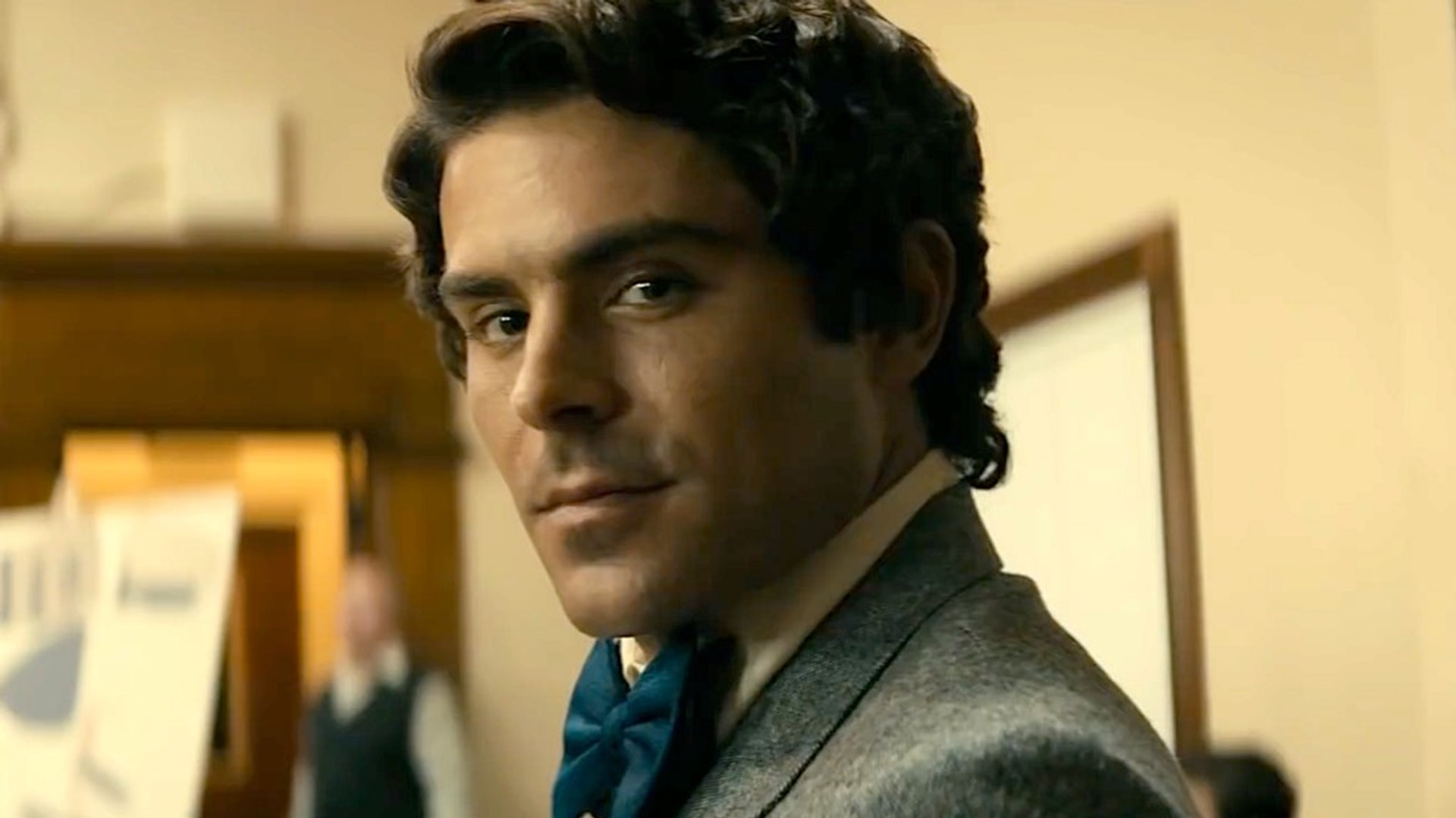 """Extremely Wicked, Shockingly Evil and Vile"": Zac Efron es un aterrador Ted Bundy en este nuevo clip de la película"