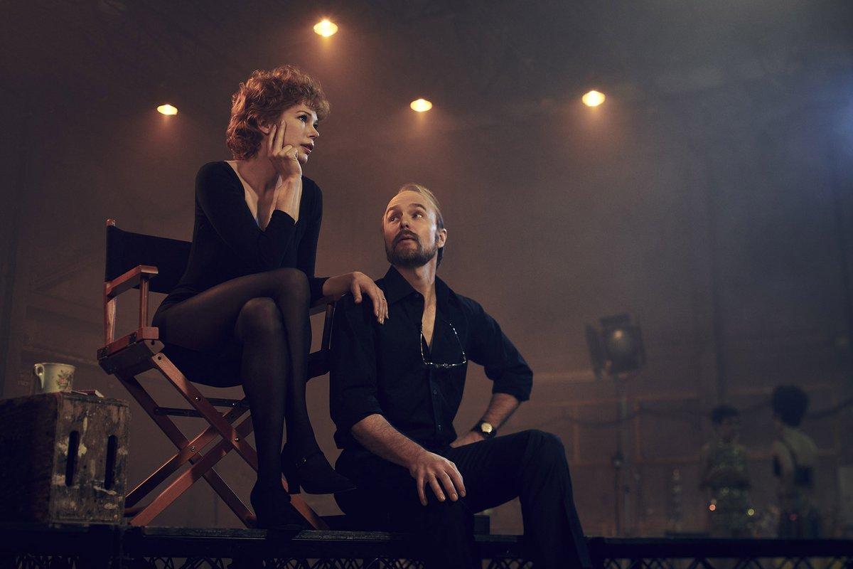 """""""Fosse/Verdon"""": Sam Rockwell y Michelle Wiliams son la pareja más fire de Broadway en el trailer de esta intensa miniserie"""