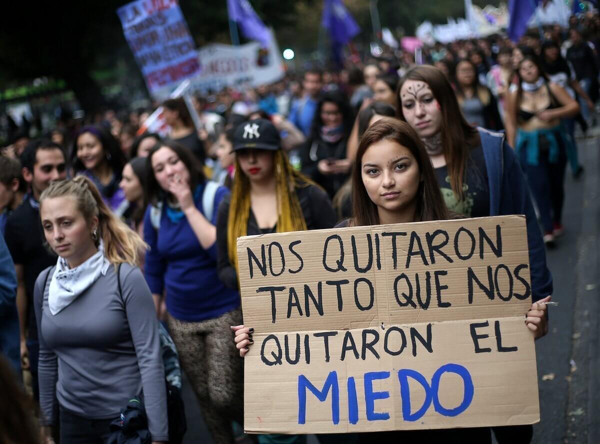 8 de marzo: La huelga feminista que busca hacer historia en Chile