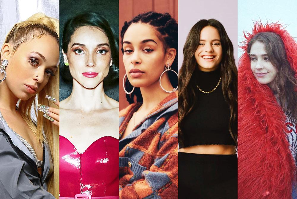 5 mujeres que llevarán su female power al escenario del Lollapalooza Chile