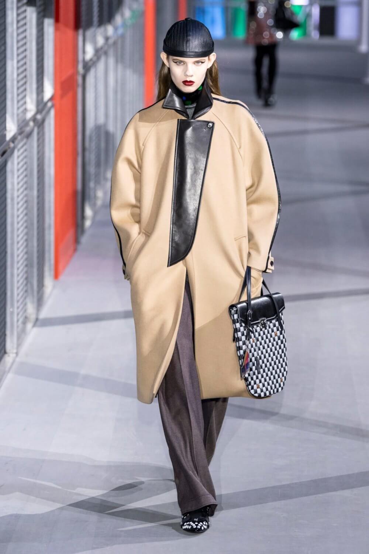Louis Vuitton Fall/Winter 2019. Imagen: Imaxtree