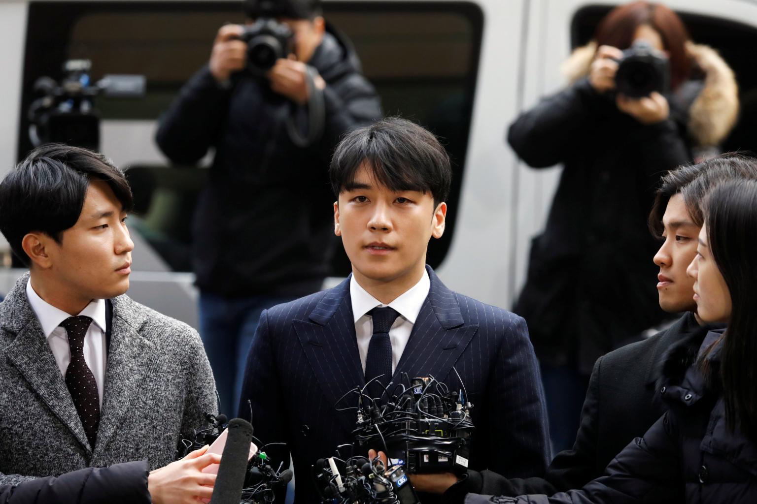 La policía coreana emite orden de arresto contra Seungri, ex integrante de BigBang