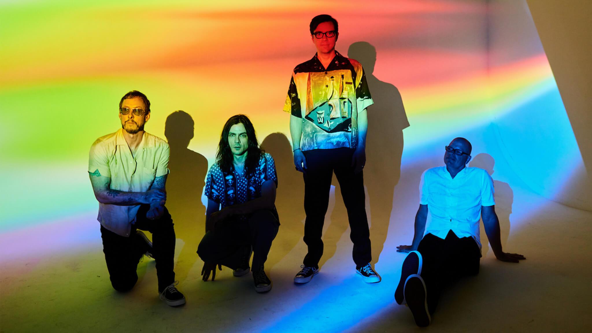 Confirmado: Weezer debutará en Chile en septiembre