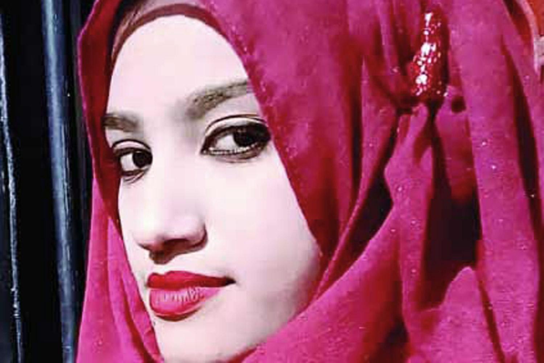 Nusrat Jahan Rafi, la adolescente de Bangladesh quemada viva por denunciar una agresión sexual