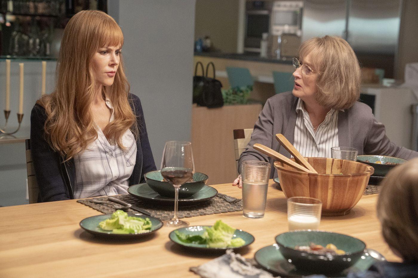 """""""Big Little Lies"""": Meryl Streep busca la verdad en el trailer de la segunda temporada"""