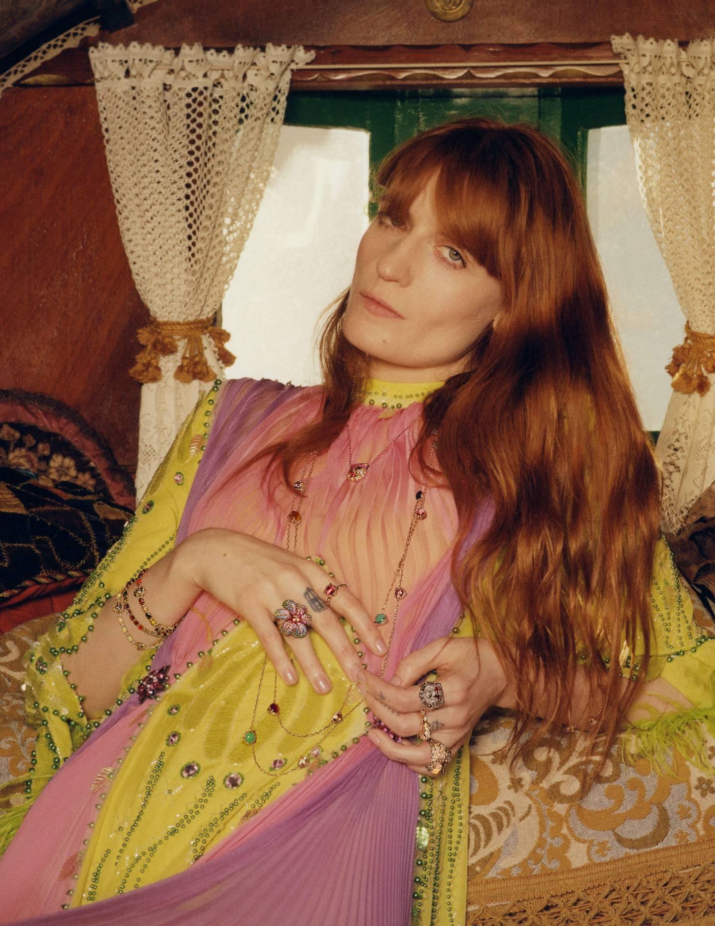12 lanzamientos recientes que debes escuchar: Florence + The Machine + C. Tangana + The Marías y más
