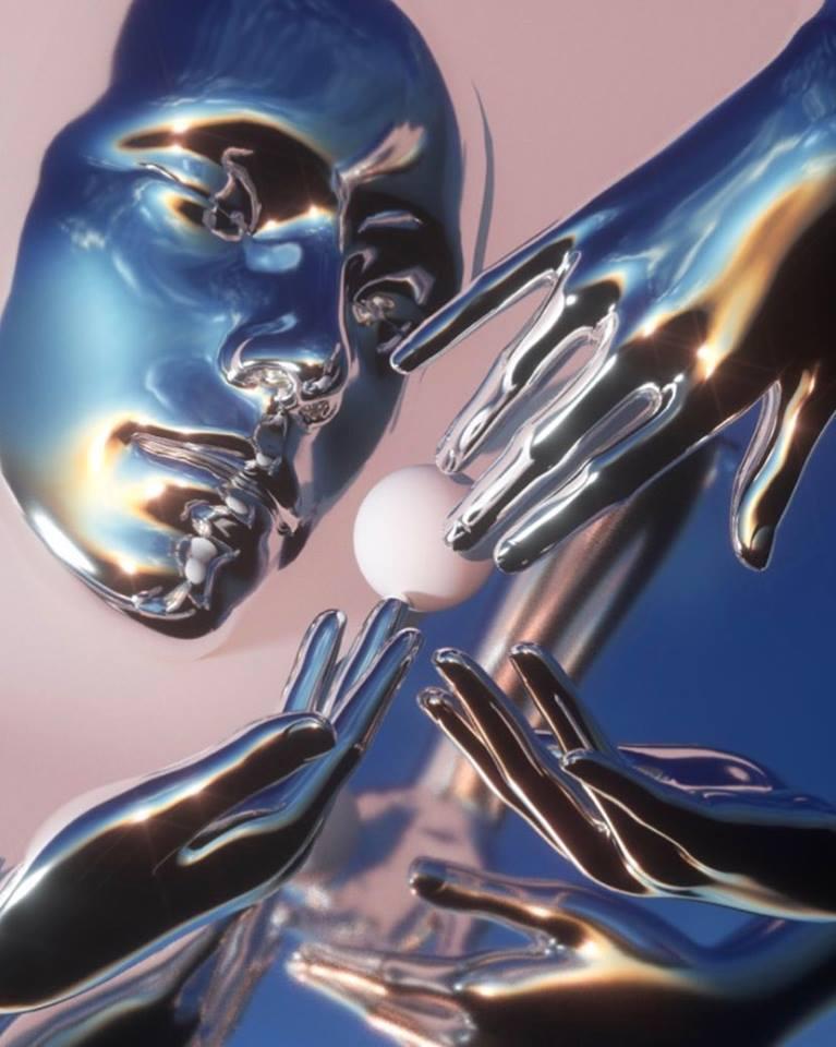 """Q&A con el artista digital FVCKRENDER: """"Siempre tengo algo nuevo que aprender, es como una droga"""""""