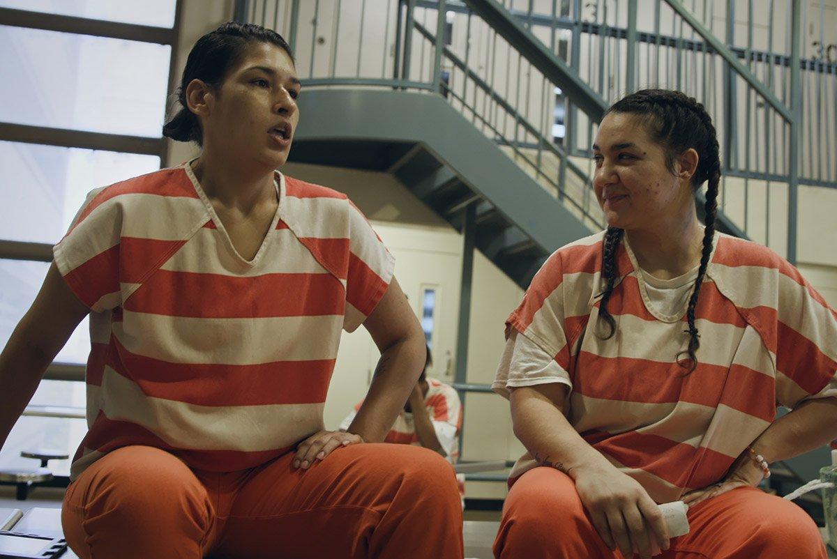 """""""Jailbirds"""": El documental de Netflix que nos muestra la vida de las mujeres en prisión"""