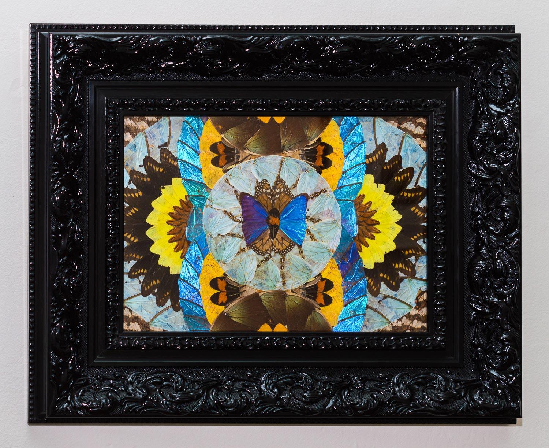 """Manata Laudares, """"Prosaico Mechanitis"""" (2013). Imagen: Cortesía de Sé Galeria y Manata Laudares."""
