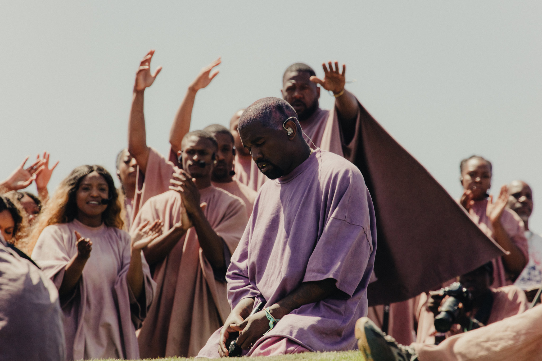 """Jesus Is King"": Kanye West estrena el trailer de su esperada película"