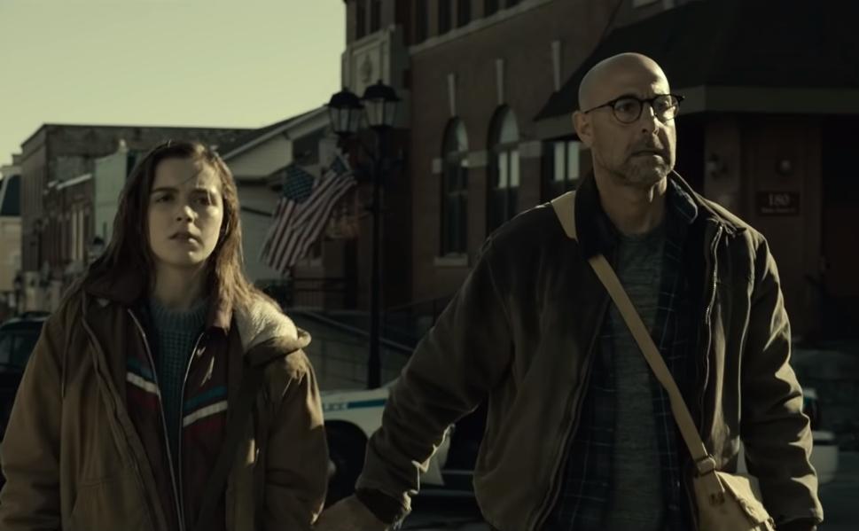 """""""The Silence"""": Monstruos alados persiguen a Kiernan Shipka en este aterrador trailer"""