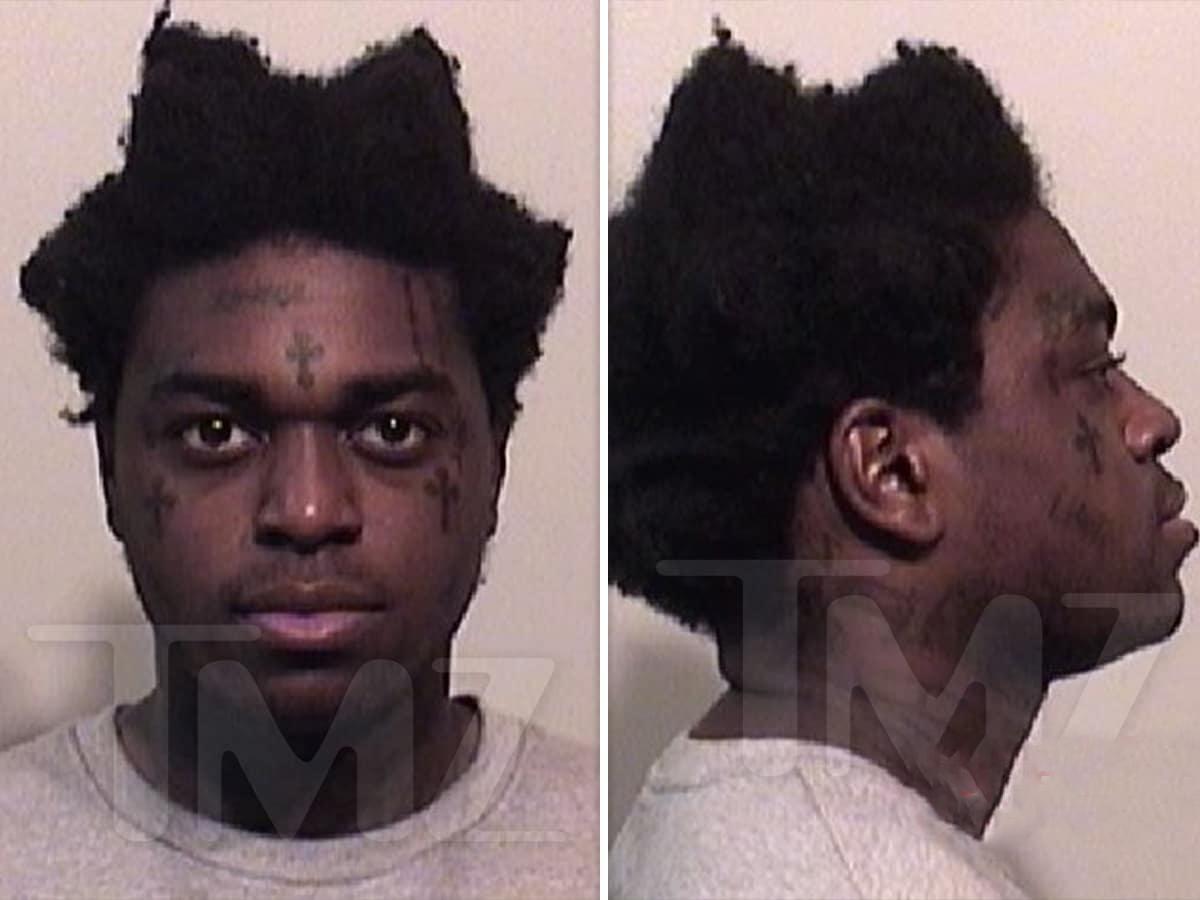 Todo lo que sabemos del arresto del rapero Kodak Black por posesión de armas y drogas