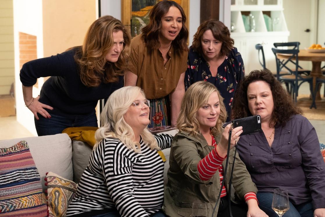 """""""Wine Country"""": Amy Poehler y Maya Rudolph se descontrolan con vino en la nueva comedia de Netflix"""