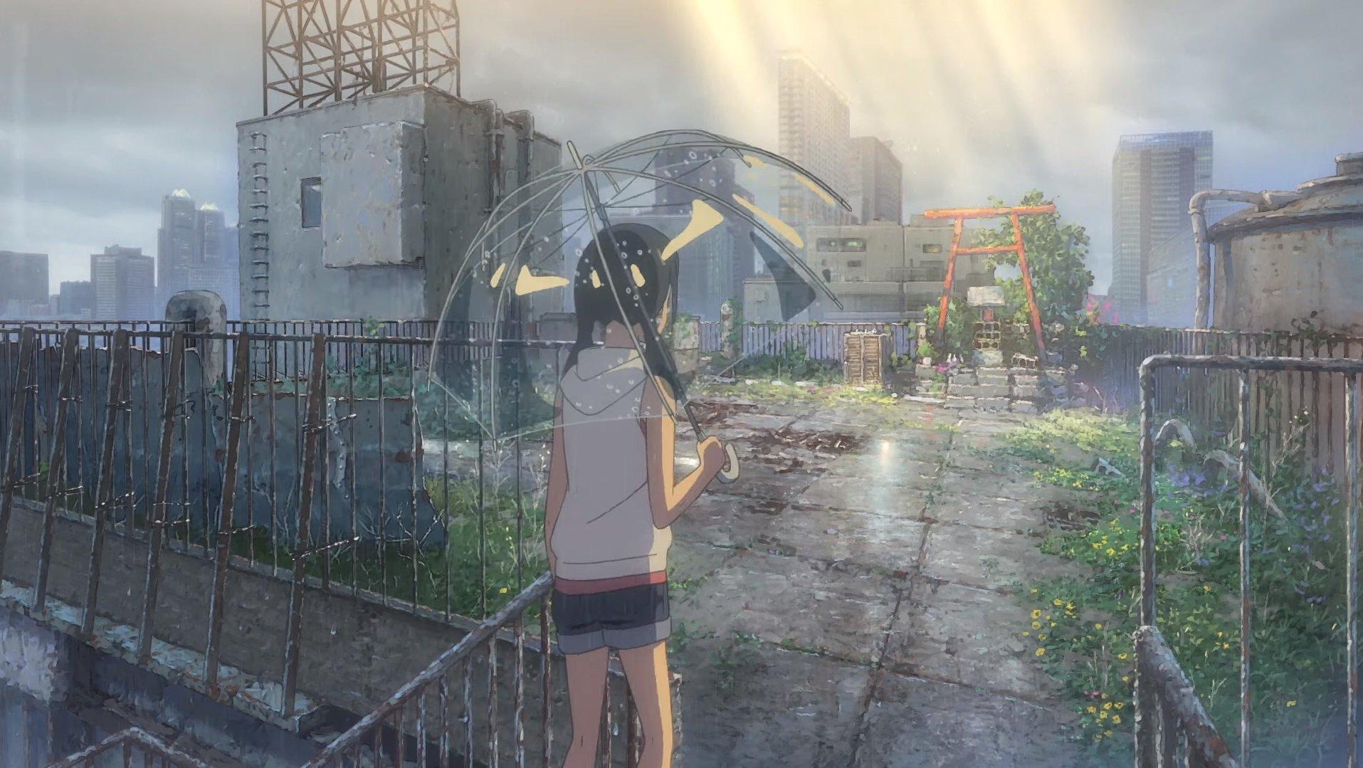 """""""Weathering With You"""": Makoto Shinkai vuelve con el emocionante trailer de su nuevo amimé"""