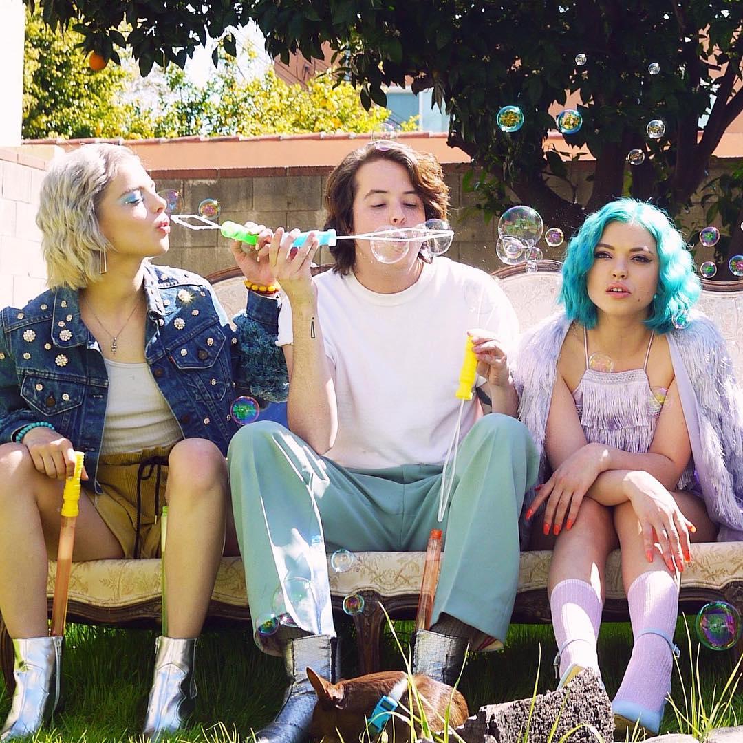 MOR.BO riot: Hey Violet, la banda pop alternativa que empodera a través de la vulnerabilidad