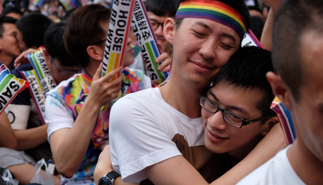 Taiwán se convierte en el primer país de Asia en legalizar el matrimonio igualitario