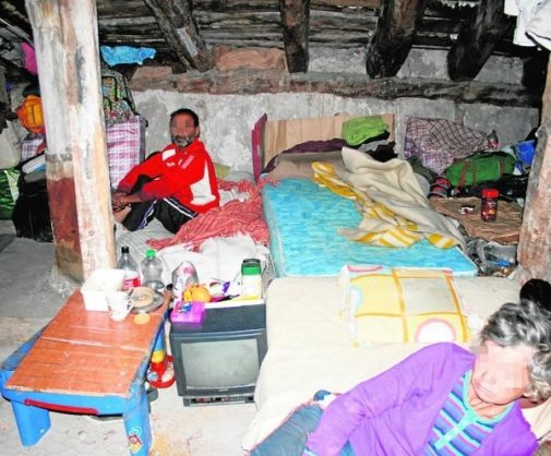 Los esclavos que trabajan para las mafias chinas. Fotografía: El Mundo