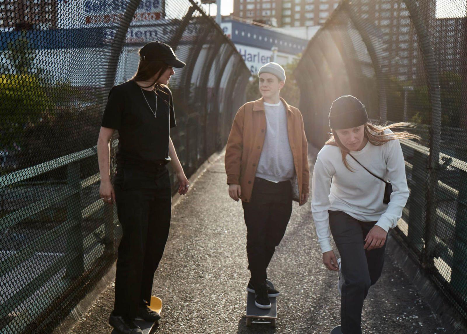 """Dale un vistazo a """"Gizmo"""", el primer corto de Nike dedicado a skaters femeninas"""