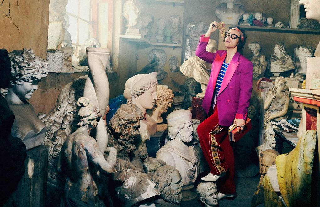 6 noticias de moda y estilo que debes conocer: Gucci + Alexander Wang + Rihanna y más