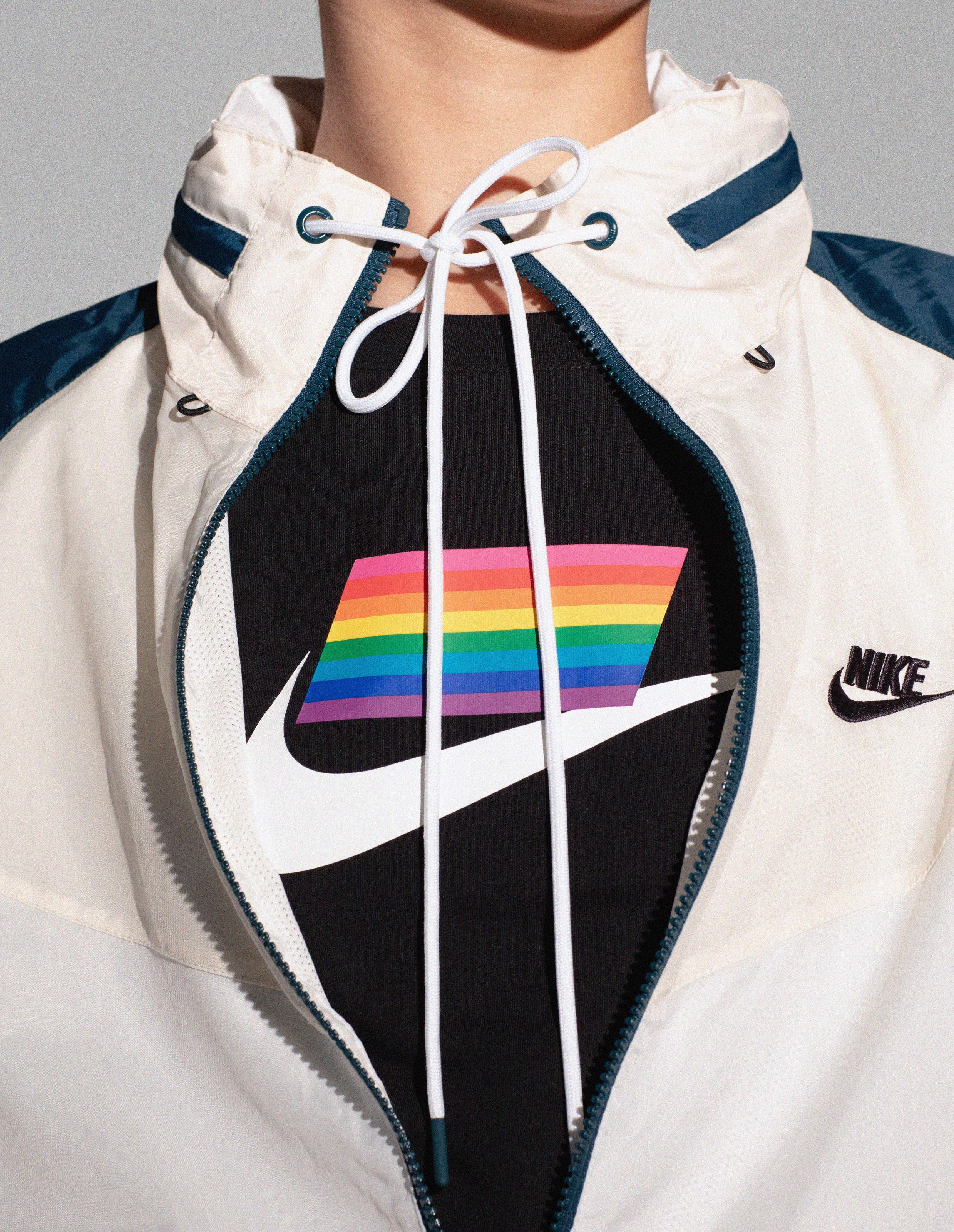 Parte de la BETRUE Collection de Nike para el Pride 2019. Fotografía: Nike